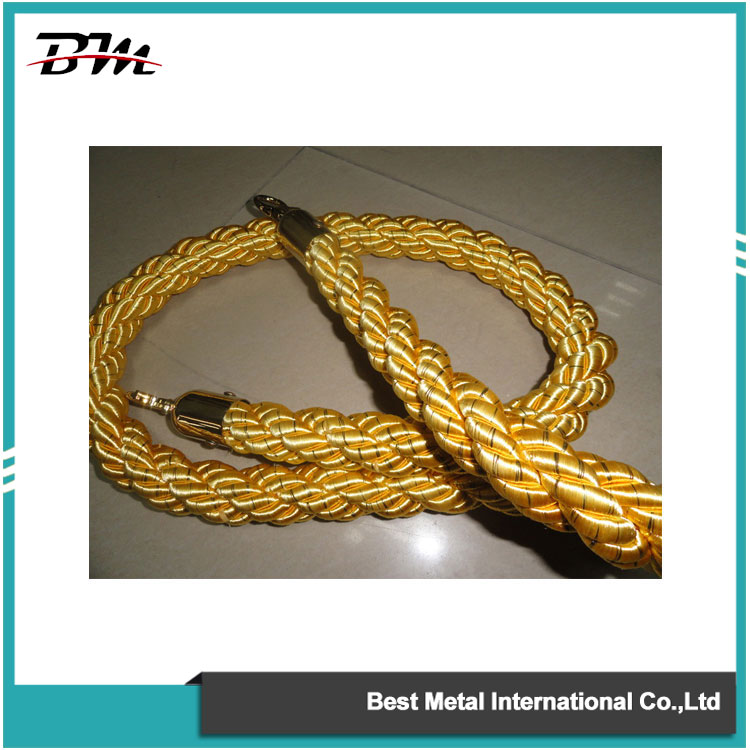 Golden Twisted Ropes