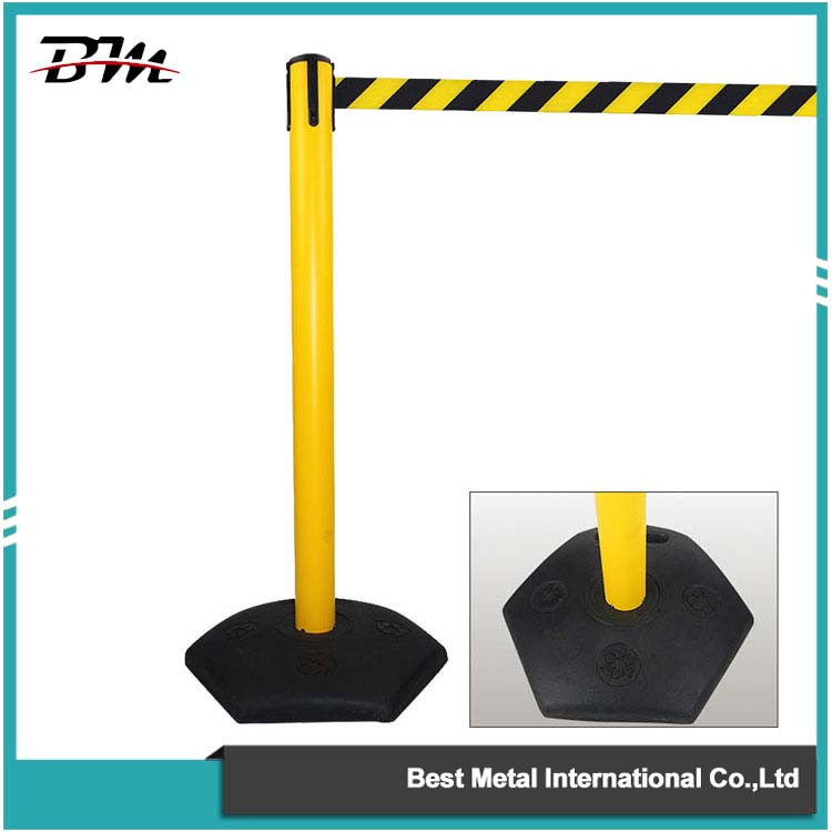 Plastic Crowd Control Stanchion