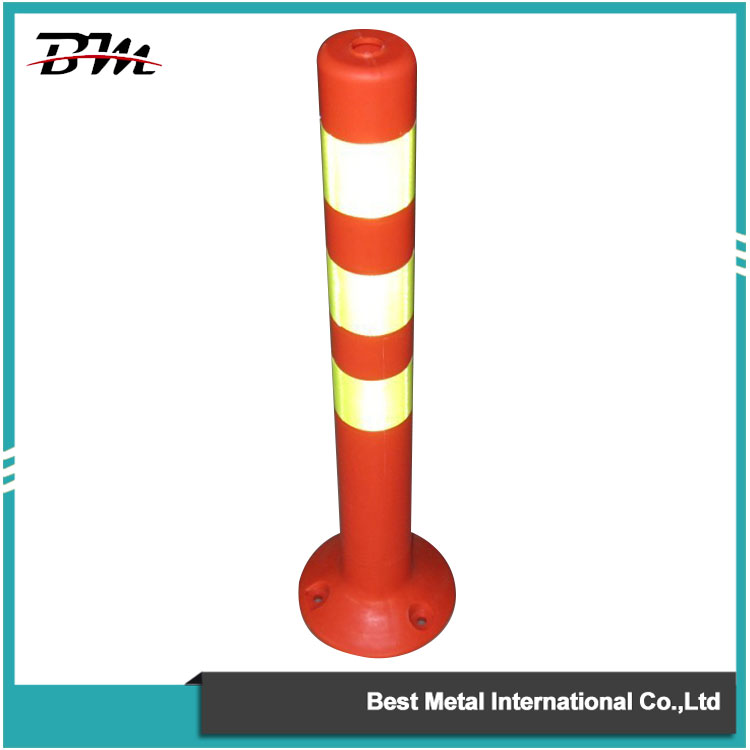 Plastic Bollard Or Warning Post
