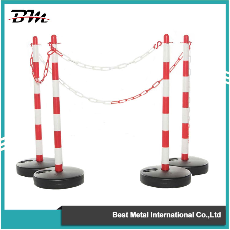 Plastic Chain Barrier