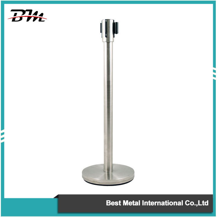 Stainless Steel Crowd Control Stanchion