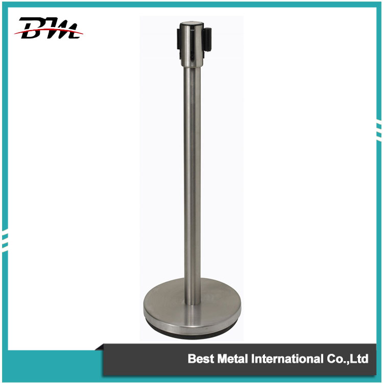 Stainless Steel Queue Stanchion