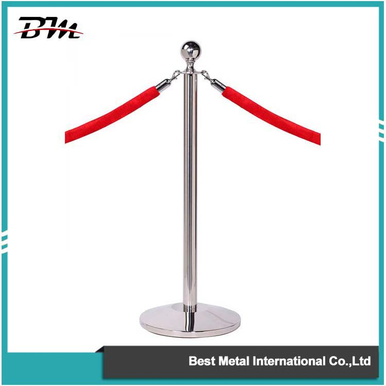 Stainless Steel Rope Barrier