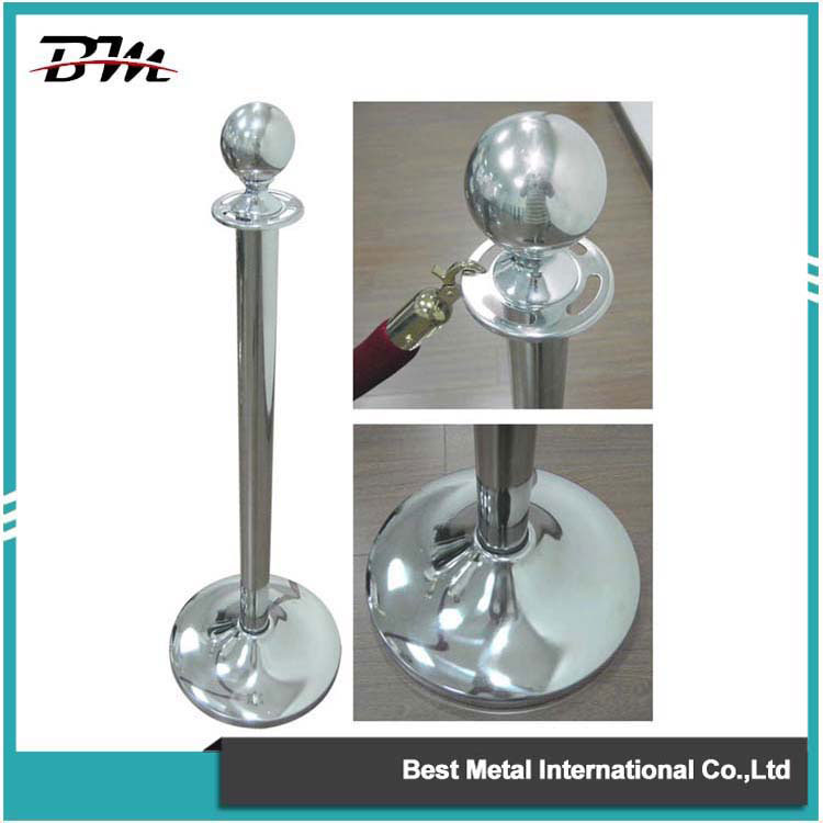 Stainless Steel Rope Stanchion