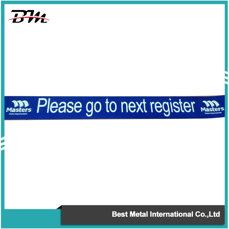 Tapes For Queue Stanchion
