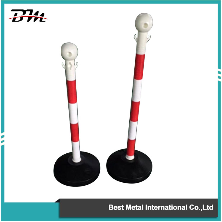 Traffic Plastic Stanchion