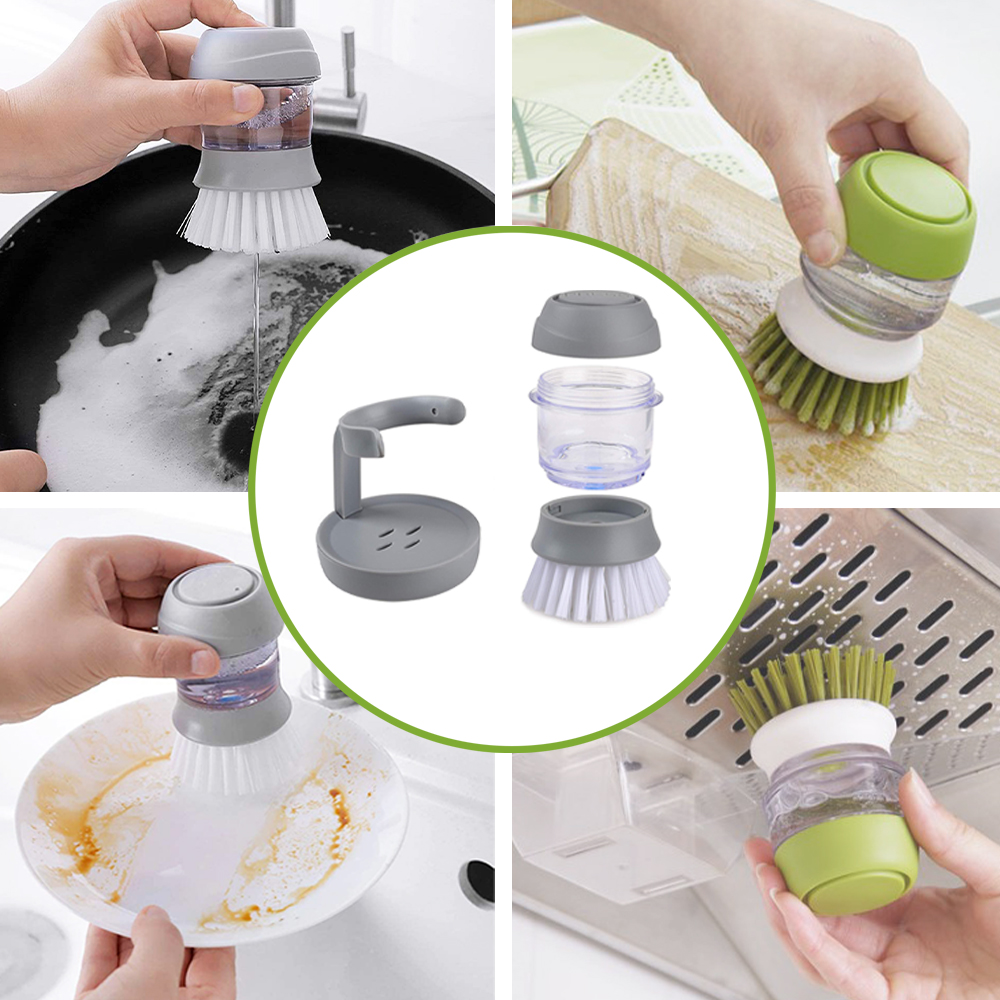 Reasons to choose a soap dispenser cleaning brush with holder