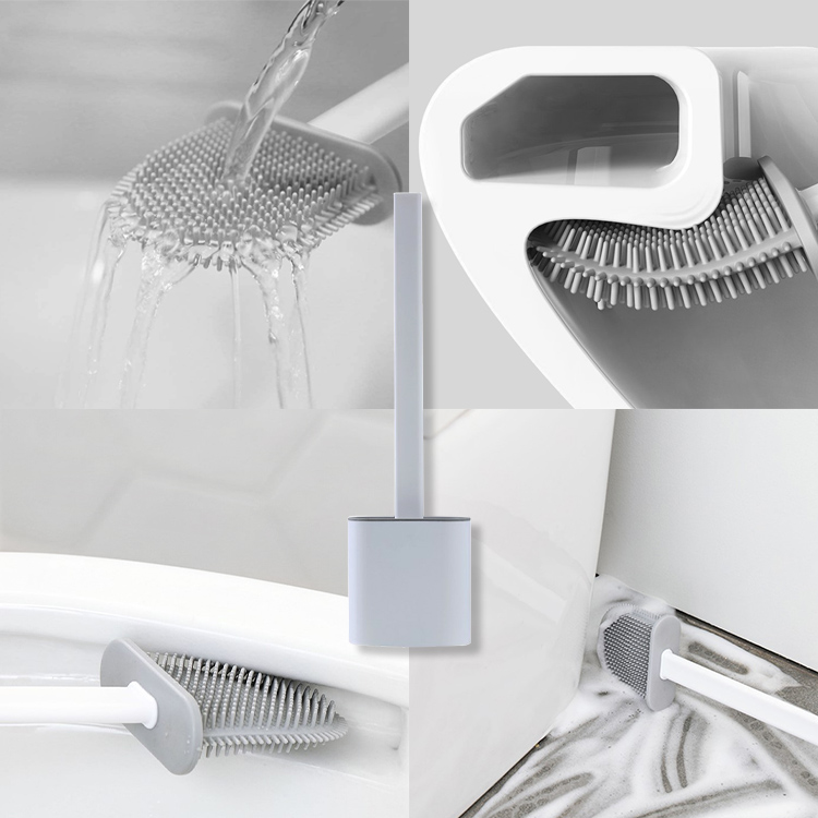 New design TPR toilet brush
