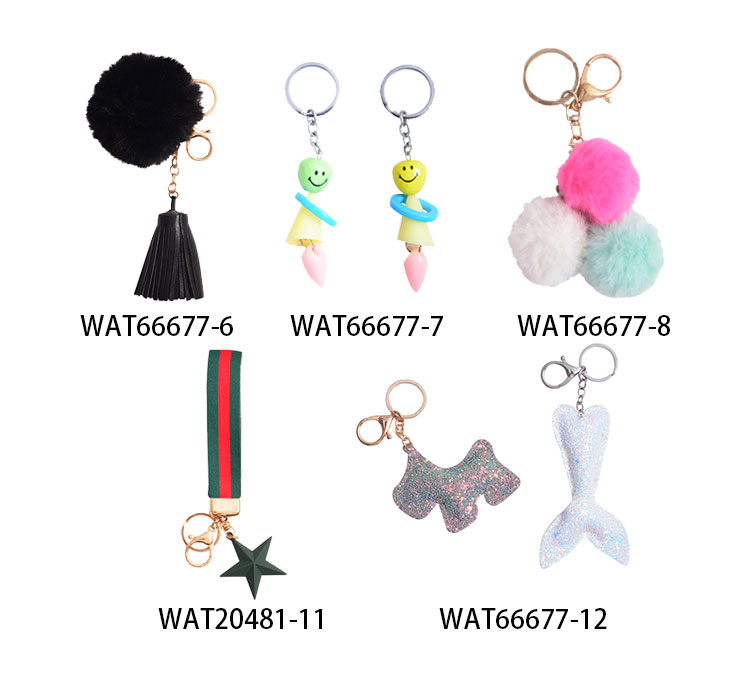 Creative Souvenir Gift Key Chain