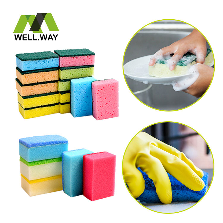 Cleaning Soft Sponge