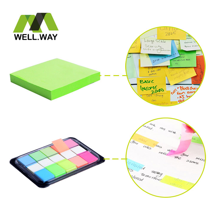 Stationery Sticky Notes