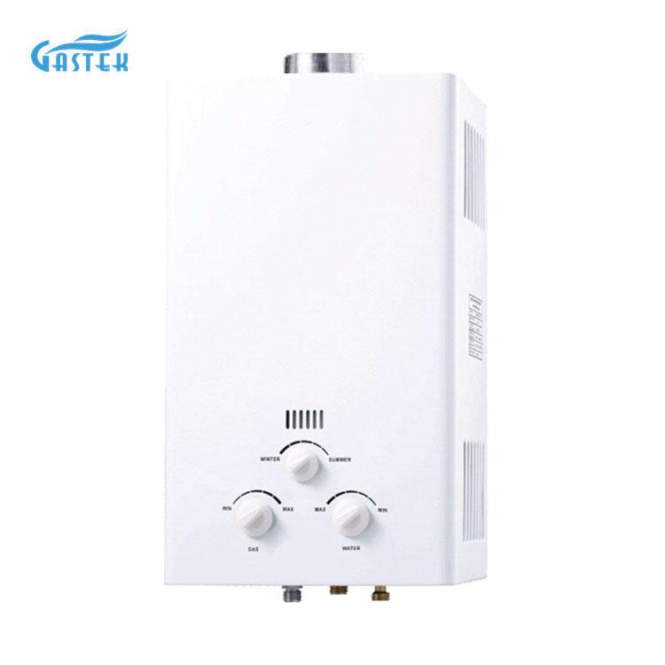 Calentador de agua a gas de tipo de conducto común