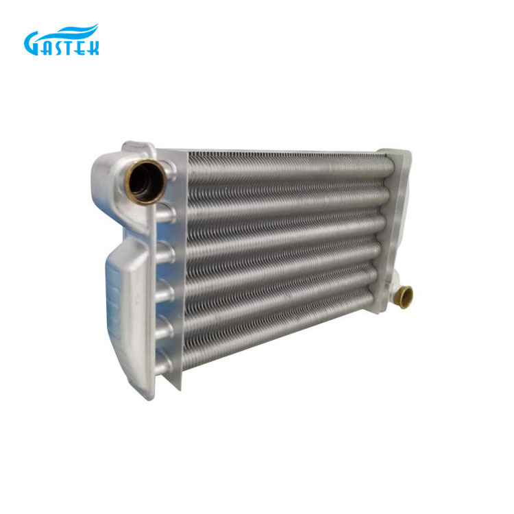 Intercambiador de calor de un circuito