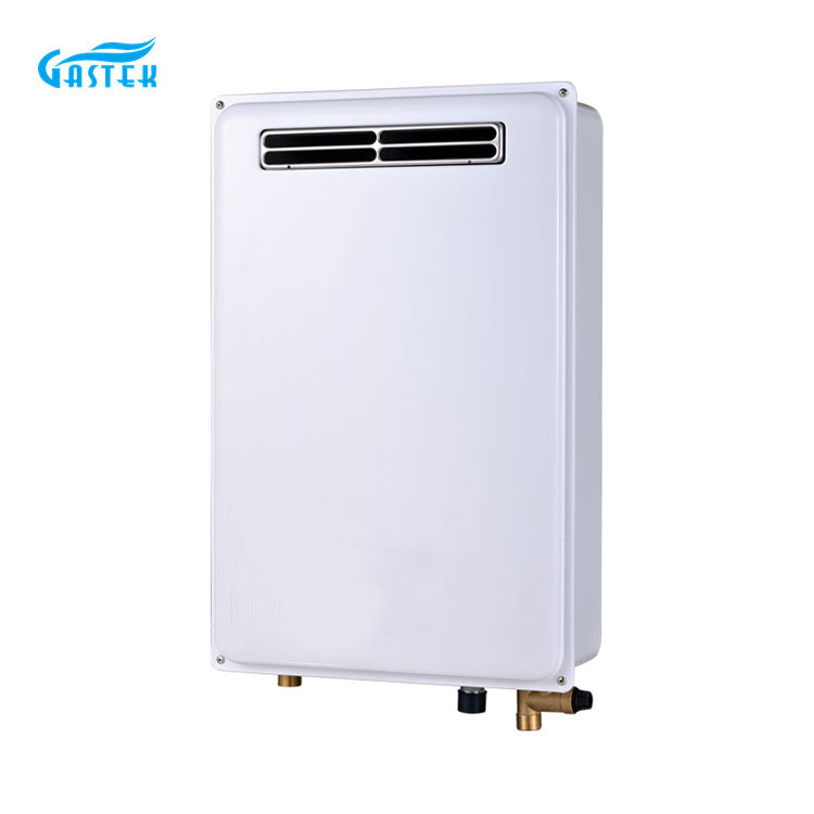 Outdoor Gas Water Heater