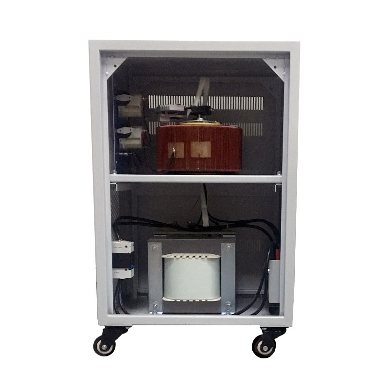 Coil Type Servo Single Phase Voltage Stabilizer