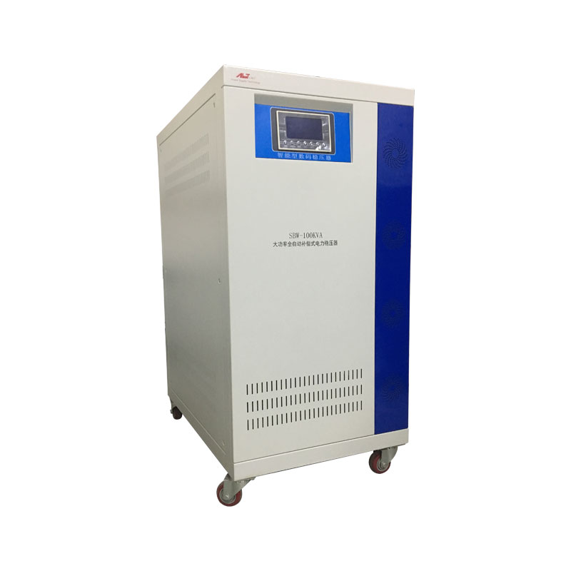 Copper Roller Type Servo Single Phase Voltage Stabilizer