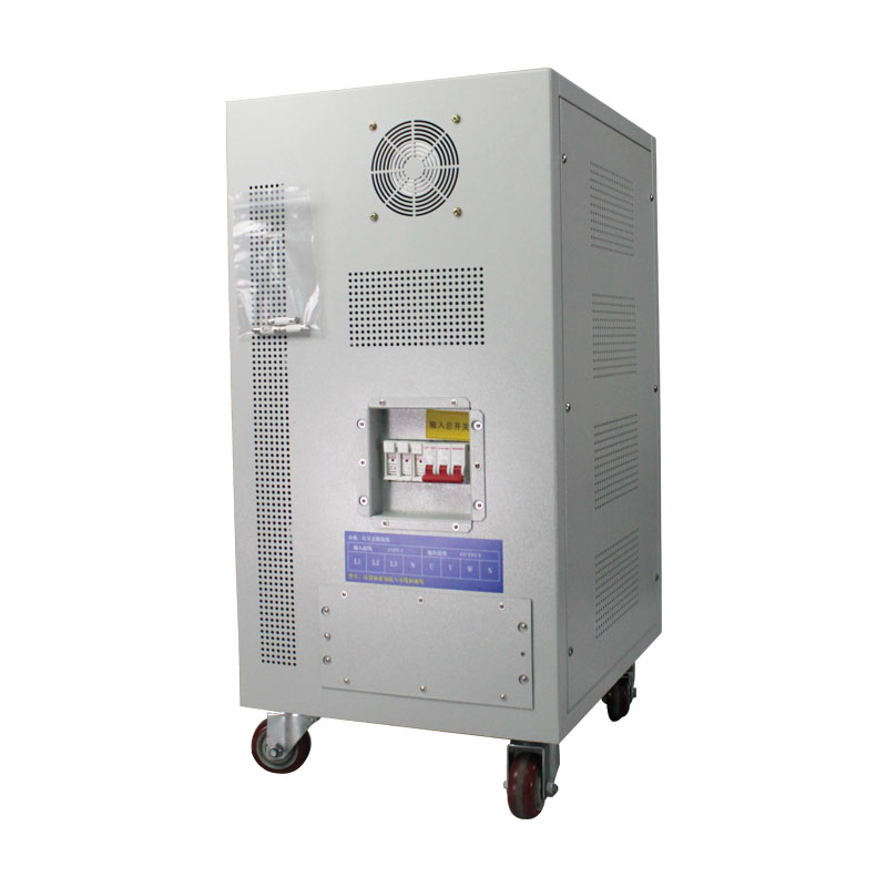 Indoor Use SCR Modular Type Static three Phase Voltage Stabilizer
