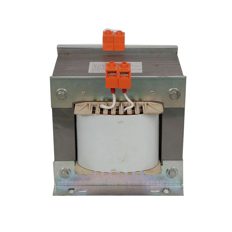 Naked Single Phase Isolation Transformer