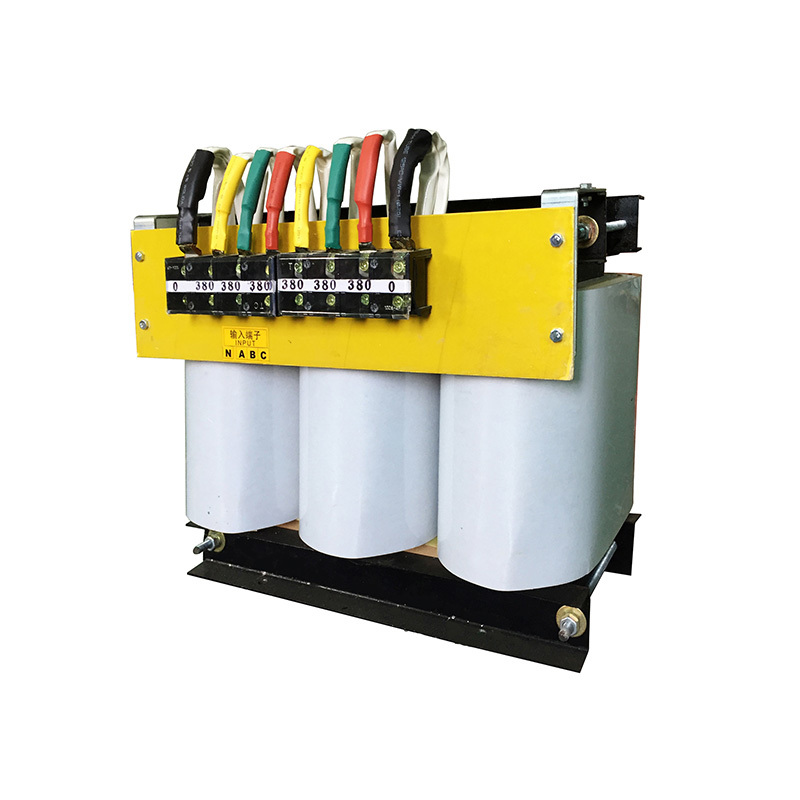 Naked Three Phase Isolation Transformer