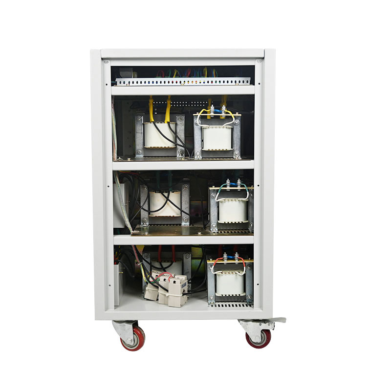 Outdoor Use SCR Modular Type Static Three Phase Voltage Stabilizer