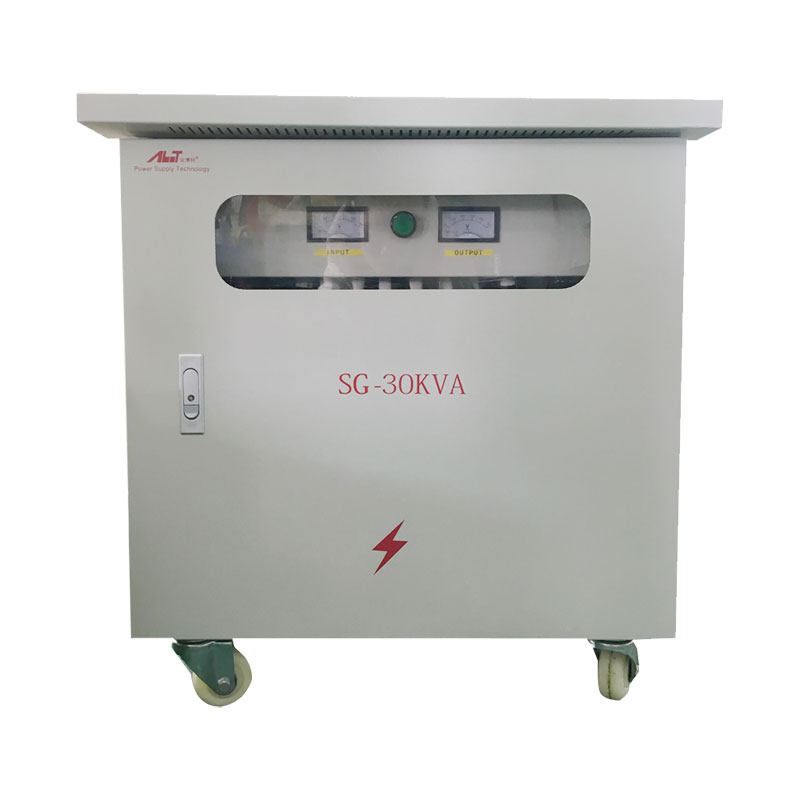Outdoor Use Three Phase Isolation Transformer