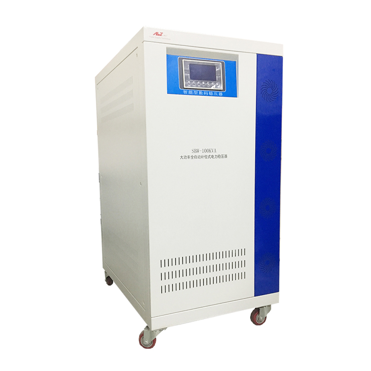 SBW 100KVA Voltage Regulator