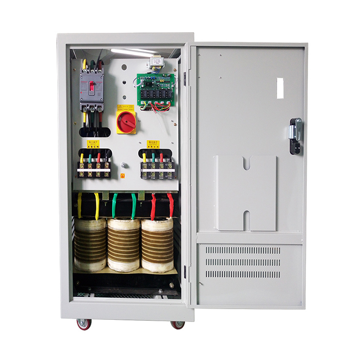 SBW 250KVA Voltage Regulator