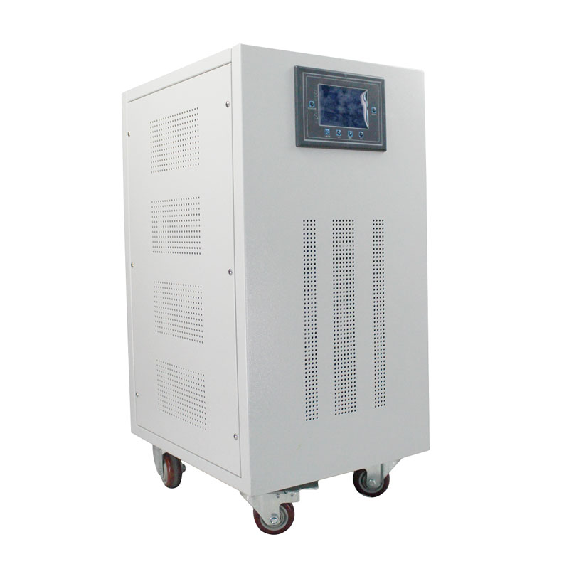 SCR Modular Type Static Single Phase Voltage Stabilizer