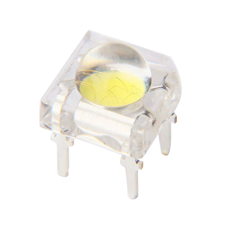 4 чипови LED Piranha 5mm