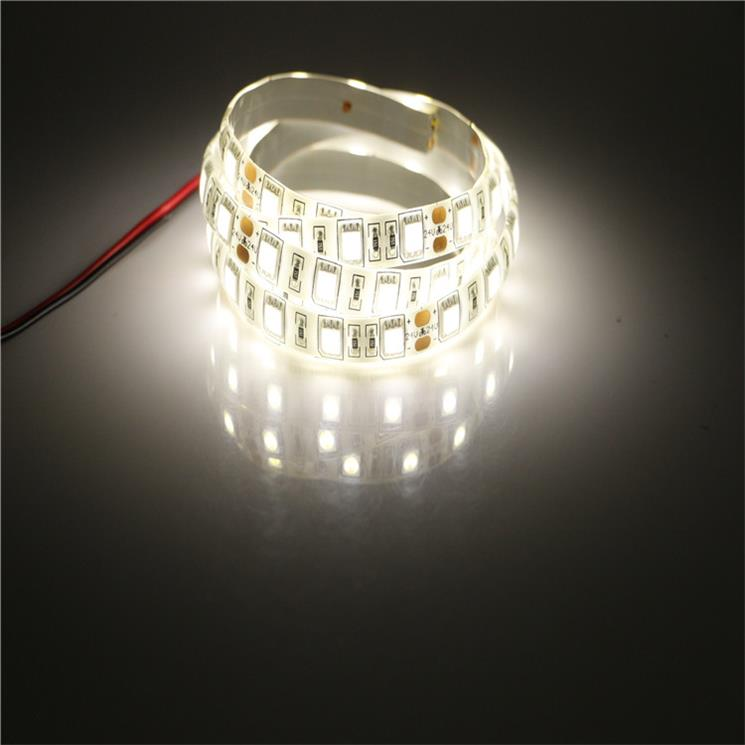 SMD5050 White LED Strip Light 7.2W/M