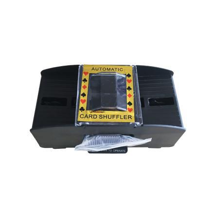 İki göyərtəli avtomatik kart qarışdırıcı