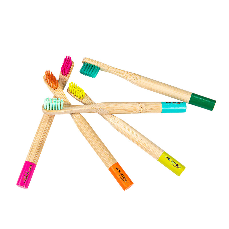 The development history of toothbrushes