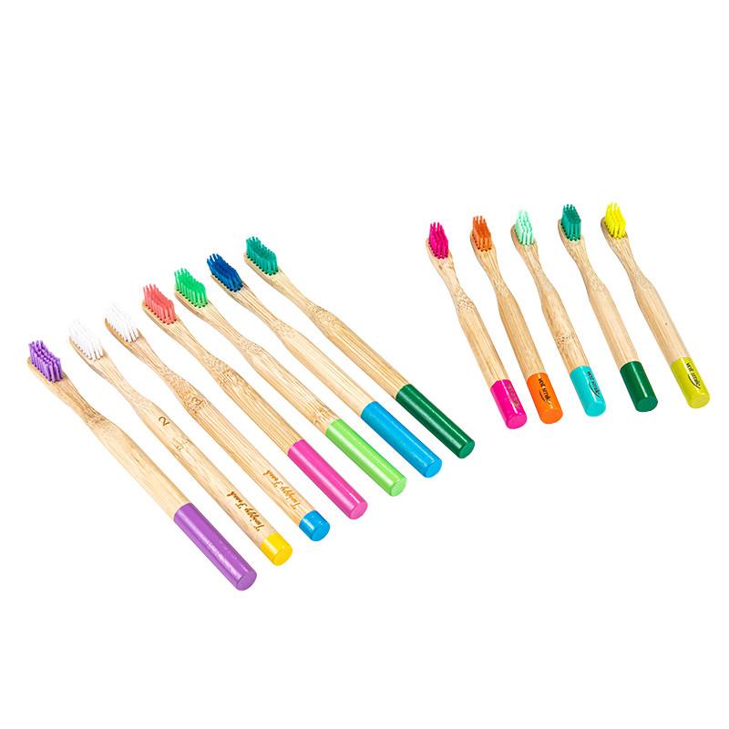 Brosse à dents biodégradable pour enfants