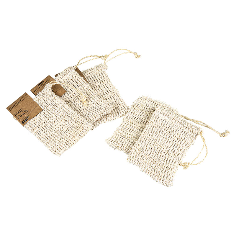 Rope Soap Pouch