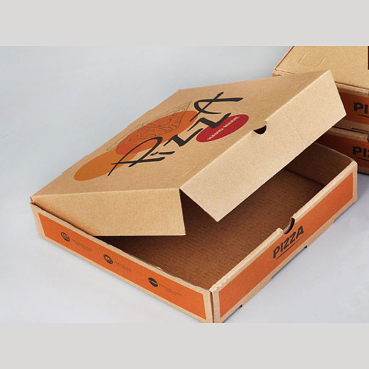 10 tommer Kraft Paper Pizza Box