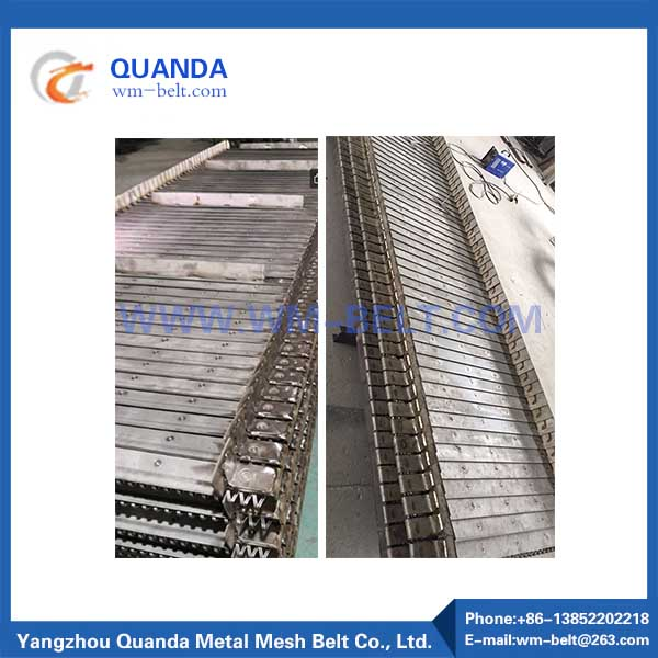 Dry Slag Machine Mesh Belt