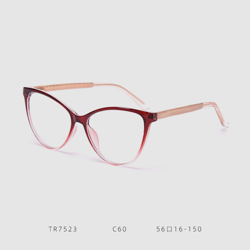 Ready Stock Factory TR Optical Frame Custom Logo Eyewear Frames