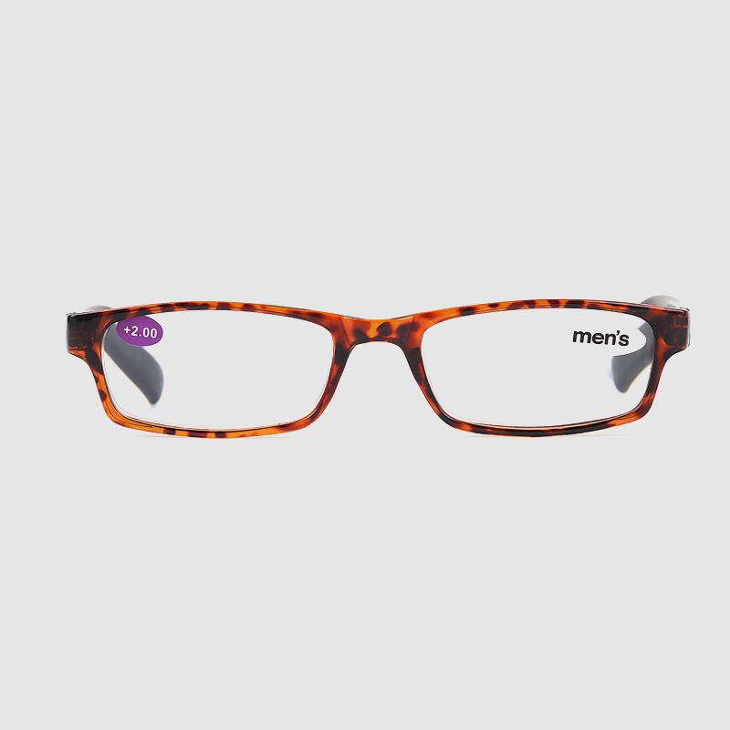 2020 New Arrival Square Optical PC Reading Glasses For Men