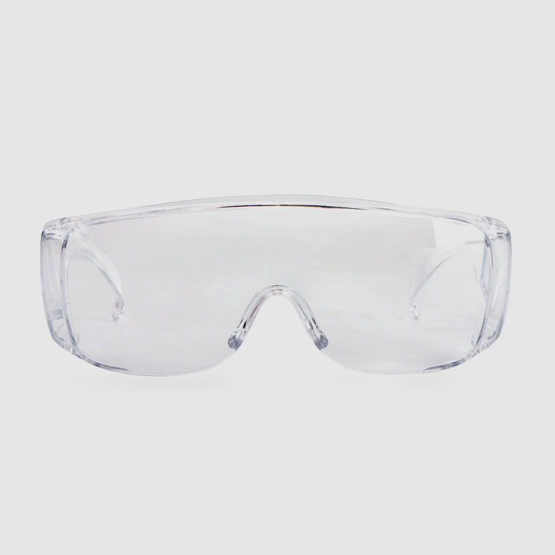 Precautions for the use of goggles