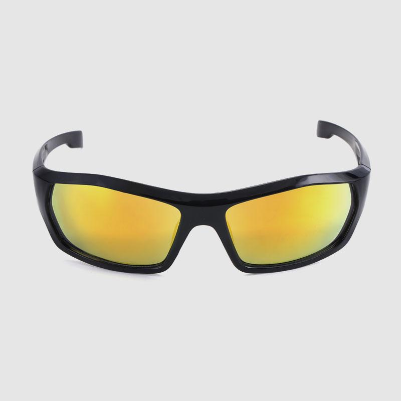 Basic Plastic UVA And UVB Protective Sports Sunglasses