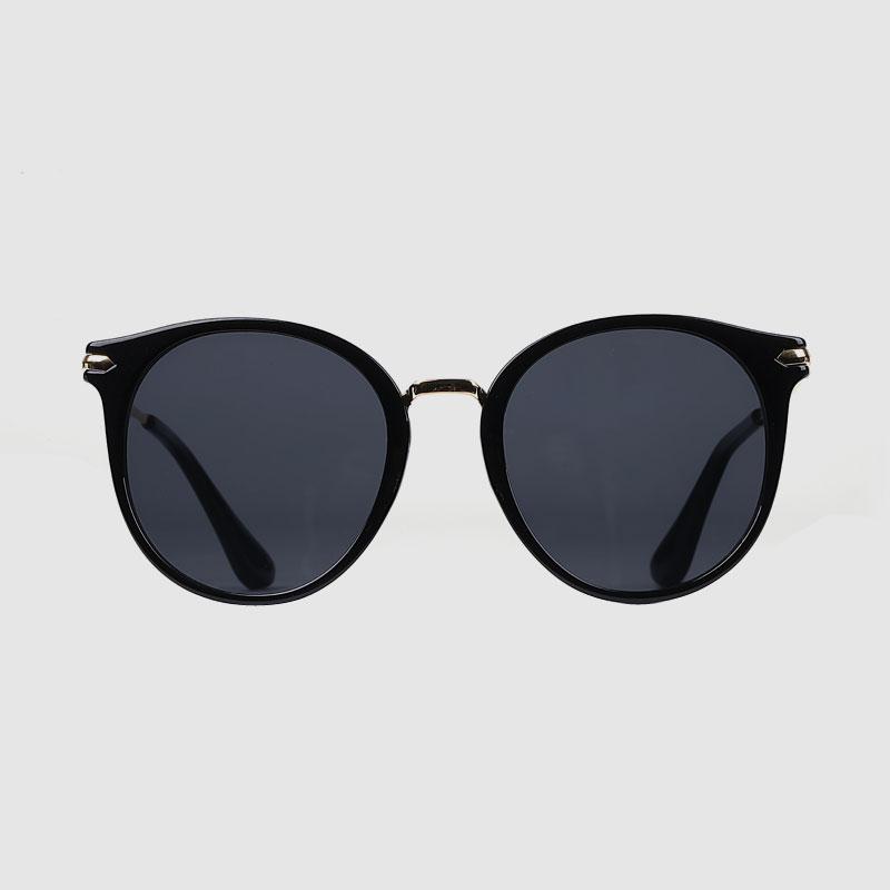 Klasické retro polokovové sluneční brýle