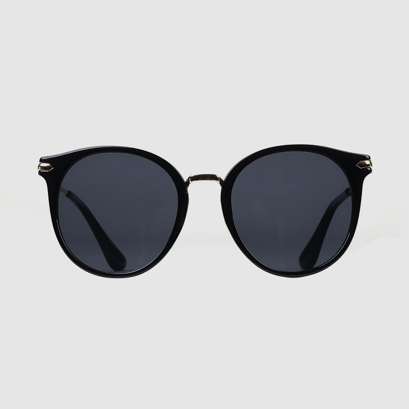 Classic Retro Semi-metal Sunglasses