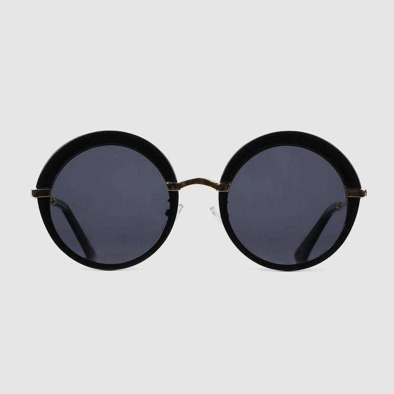 Classic Round Women's Sunglasses
