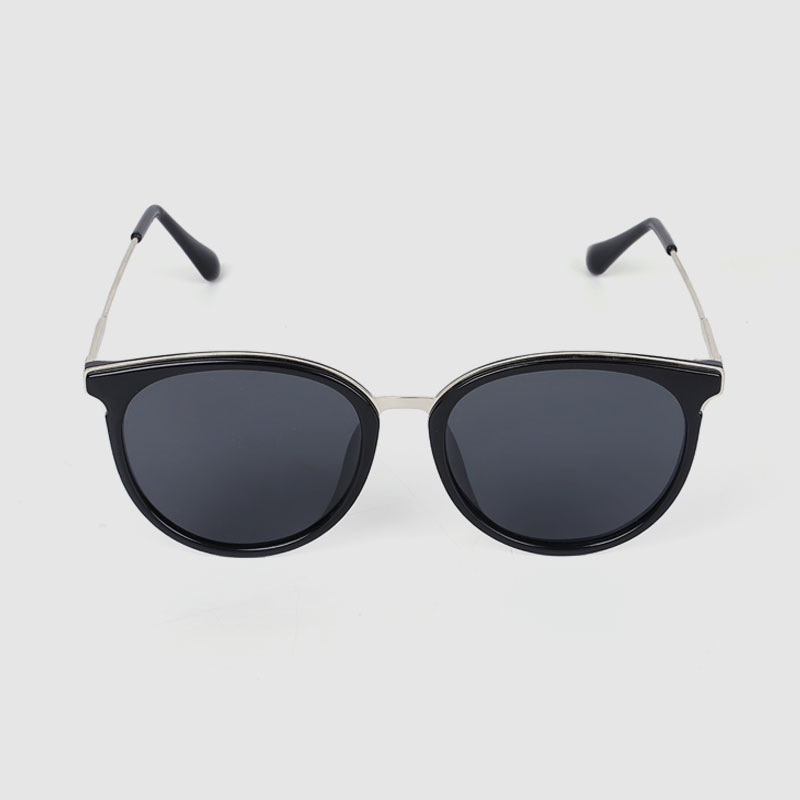 Fashionable Half-metal Sunglasses