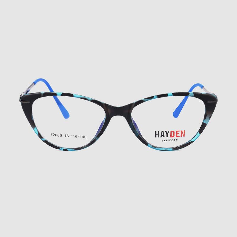 Vlastní brýle Bluelight s optickým rámečkem