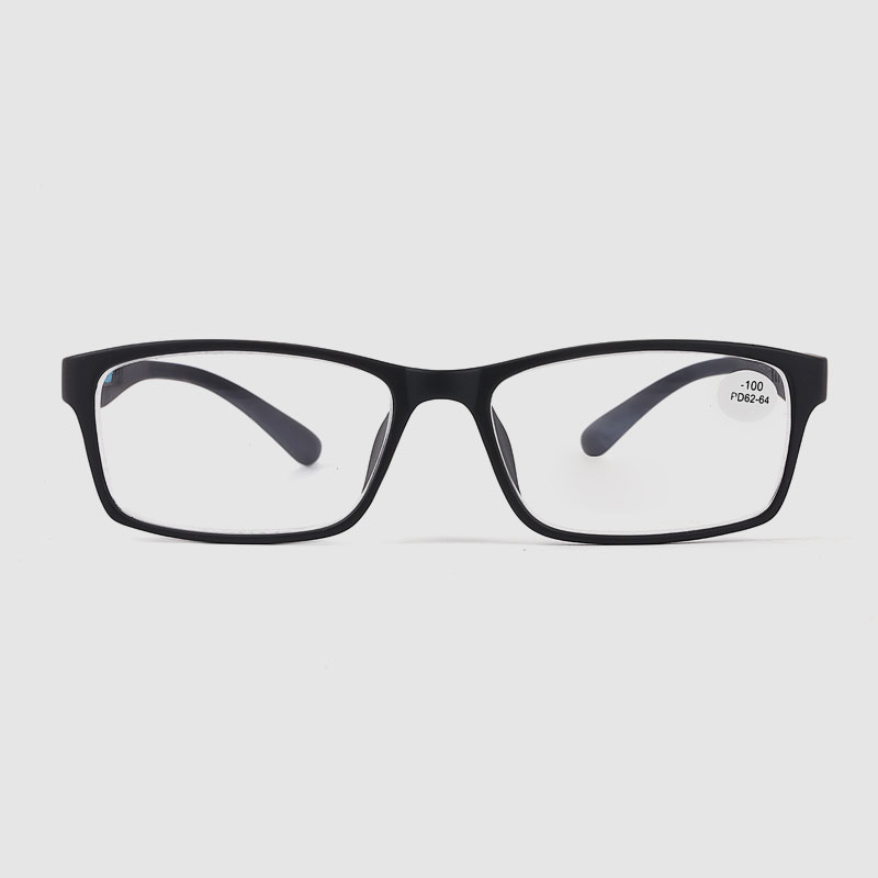 Men's Square Optical Frame Glasses