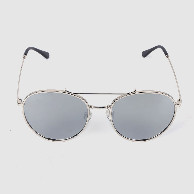 Metal Sunglasses With Polarized Lens