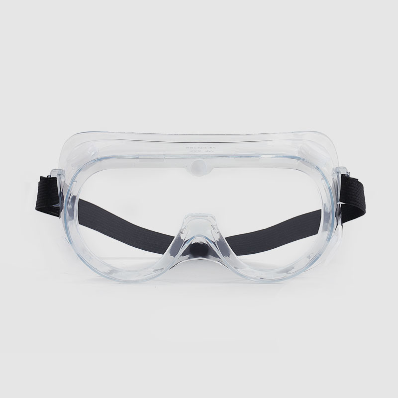 New Anti-impact Anti Chemical Splash Safefy Goggles Economy