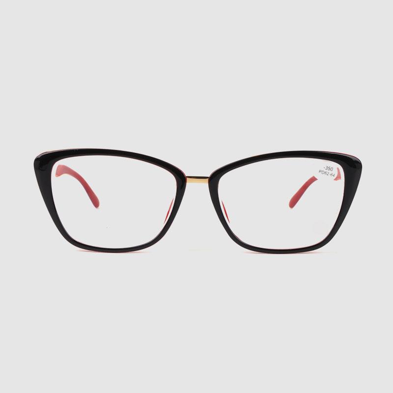 Nové brýlové čočky z acetátového rámečku Rámy brýlí Optické, vysoce kvalitní brýle