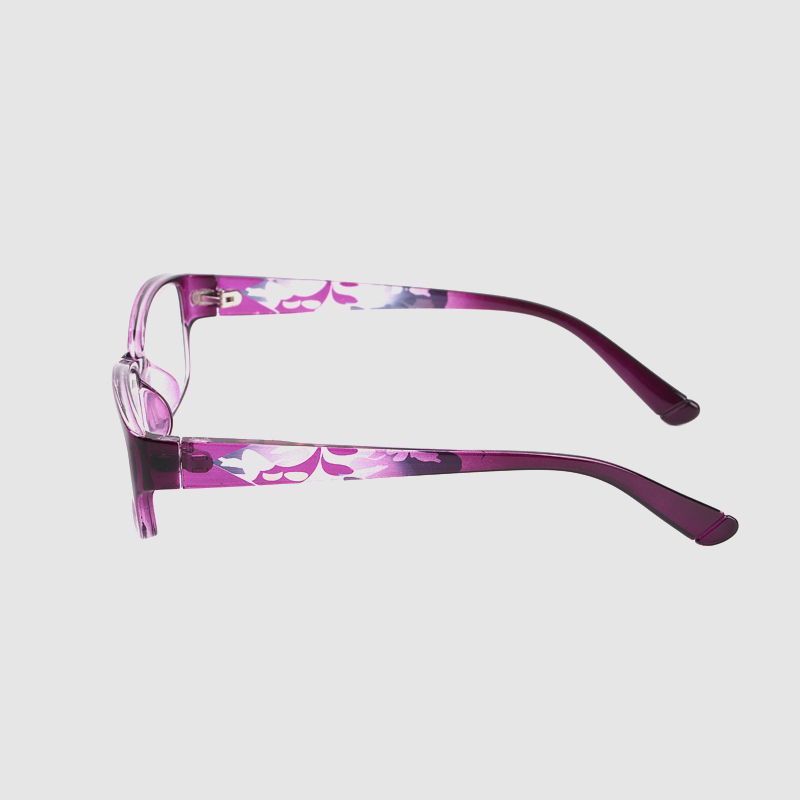 The Newest Lightweight Flower Pattern Design Women Reading Glasses